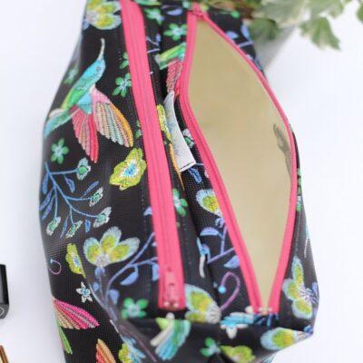 Trousse Zip Zip féminine intérieur