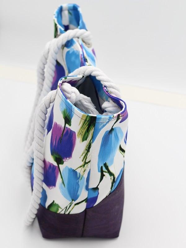 Samba Tulipes Fermeture