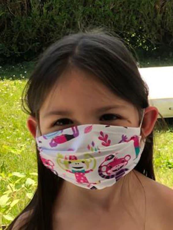 Emily masque