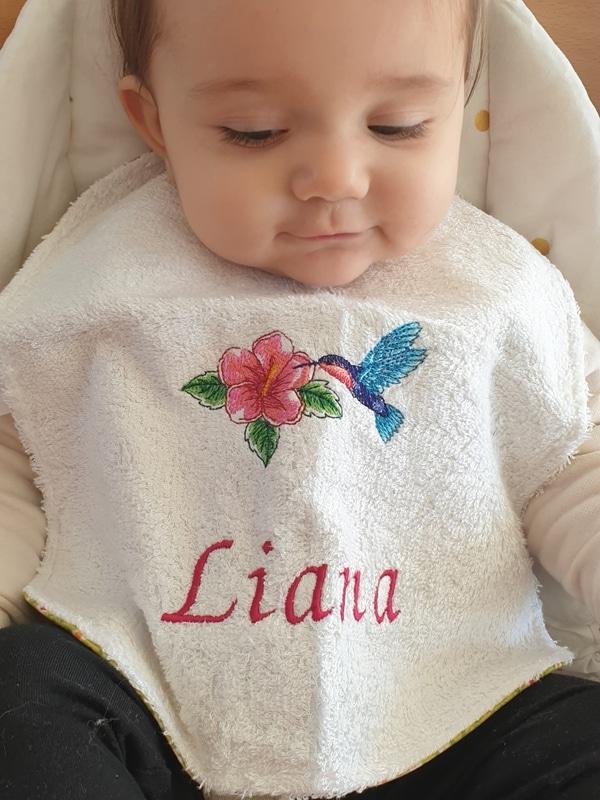 Liana bavoir