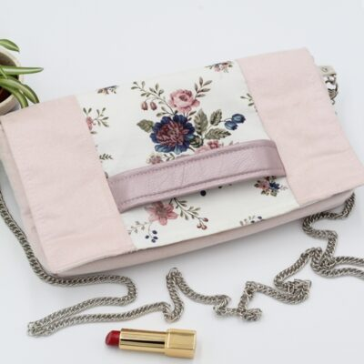 Cachotin Rose Fleuri